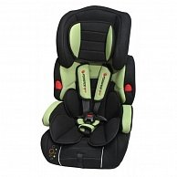 Автокресло Forsage Kids BAB001-S4  black/green