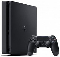 Игровая приставка Sony PlayStation 4 Slim 500GB (PS719845850) Black