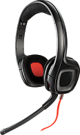 Гарнитура Plantronics GameCom 318 Black