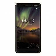Смартфон  Nokia 6.1 TA-1043 DS  EAC UA  Black