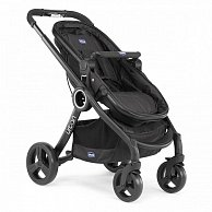 Колесная база  Chicco URBAN CROSSOVER PLUS  BLACK
