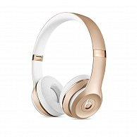 Наушники Beats Solo3 Wireless On-Ear Headphones - Gold, Model A1796