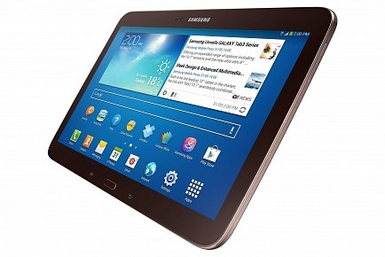 купить Планшет Samsung Galaxy Tab 3 10.1 16GB Gold Brown (GT-P5210)