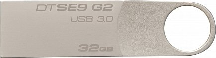 купить USB Flash Kingston 32GB USB 3.0 DataTraveler SE9 G2  DTSE9G2/32GB