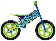 Беговел  Toyz Zap  Blue/Green tero-0202