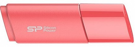 купить USB Flash Silicon Power Ultima U06 4GB Pink