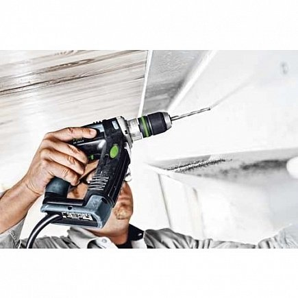 купить Дрель Festool DR 18/4 E FFP-Plus QUADRILL