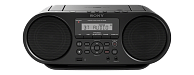 Магнитола Sony ZS-RS60BT черный