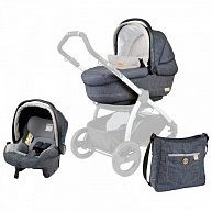 Коляска Peg-Perego  SET MODULAR SL DENIM  шт. 41JR31
