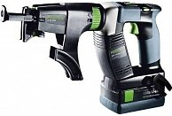 Шуруповёрт Festool DWC 18-4500-Plus DURADRIVE