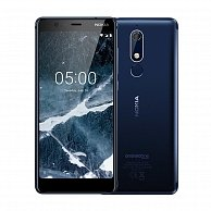 Смартфон  Nokia  5.1 TA-1075 ( 2/16 GB)  Blue