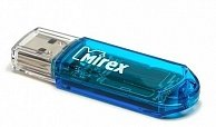 USB Flash Mirex ELF 8GB (13600-FMUBLE08) BLUE