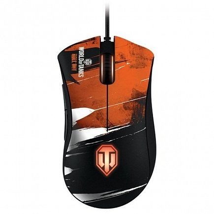 купить Мышь Razer Deathadder World of Tanks
