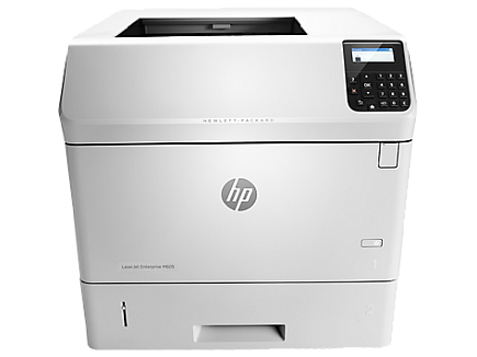 купить Принтер  HP LaserJet Enterprise M605n E6B69A