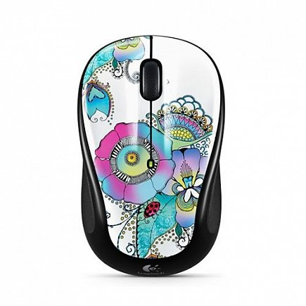 купить Мышь Logitech M325 Lady On Lily