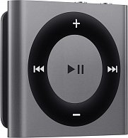 Плеер Apple iPod shuffle 2GB 4th generation (MODEL A1373 MKMJ2RP/A) Space Gray