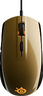 Мышь SteelSeries Rival 100 Alchemy Gold
