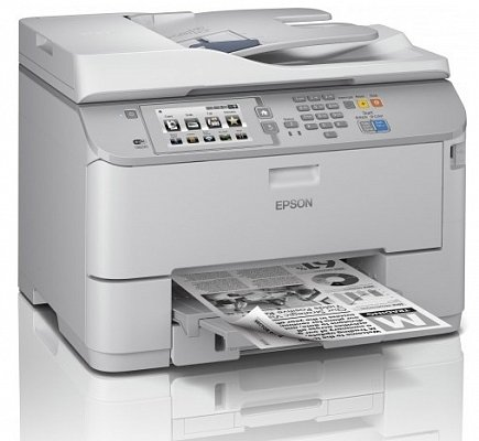купить МФУ  Epson WorkForce Pro WF-M5690DWF