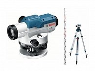 Нивелир Bosch  GOL 26 D + BT 160 + GR 500 Kit (0.601.068.002)