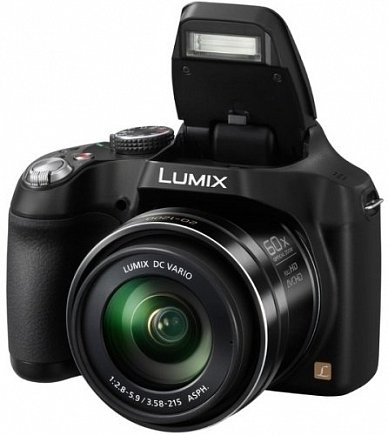 купить Фотокамера Panasonic Lumix DMC-FZ72