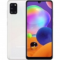 Смартфон Samsung Galaxy A31 (128GB) ( White)