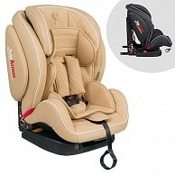 Автокресло Lorelli Mars+ SPS Isofix 2017   Beige Leather (10071071768)