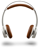 Bluetooth гарнитура Plantronics BackBeat Sense  White