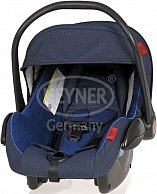 Автокресло HEYNER  Baby SuperProtect (0+)   синий